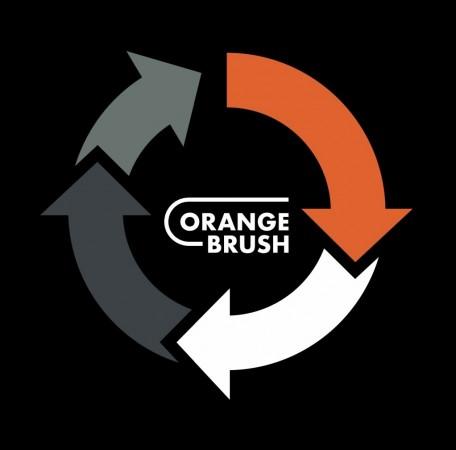 Orange Brush | 5S